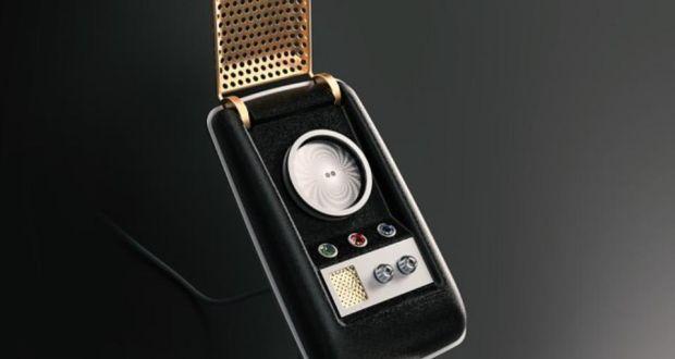 Star Trek Bluetooth Communicator brings a touch of retro sci-fi