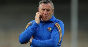 Jack Sheedy has stepped down as Longford manager to spend more time with his family. Photograph: Ryan Byrne/Inpho