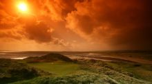 The Old Course at The Lahinch Golf Club is currently hosting the South of Ireland Amateur Open. Photograph: Getty.