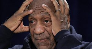 A file image of  US actor Bill Cosby. Photograph: AFP