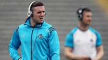 Dublin's Davey Byrne returned to training this week. Photograph: Ryan Byrne/Inpho