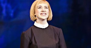 Danielle Hope as Maria in The Sound of Music stage show