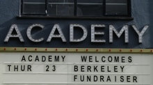 The Academy hosts fundraiser for Berkeley survivors