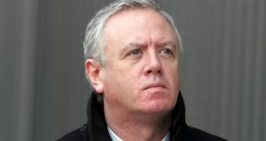 The Law Reform Commission has recommended that a loophole in the law that enables killers such as Eamonn Lillis (above) to potentially benefit from their crimes should be closed with proposed new legislation. Photograph: The Irish Times