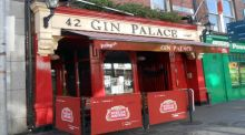Barfly: The Gin Palace, Middle Abbey Street, Dublin 1
