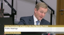 'You mean getting a lift from somebody?': opposition at the banking inquiry