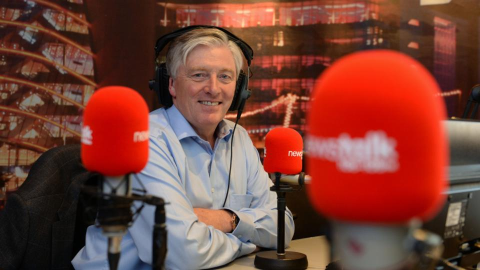 pat kenny book review