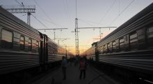 "Travel writer, Trans-Mongolia Railway: ""I've never felt so distant from the demands of daily life."""