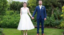 Our Wedding Story: 'we met when we were six'