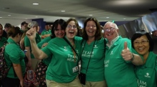 Special Olympics: Team Ireland volunteers arrive in LA
