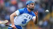 Michael Walsh: Dublin need to limit the ball going through him and Waterford's other senior man Kevin Moran. Photograph: INPHO/Cathal Noonan