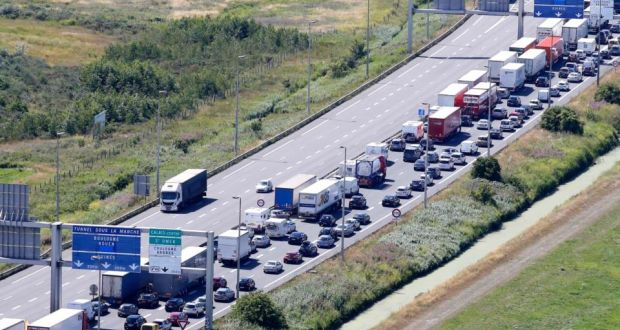 Eurotunnel Warns Of Delays Due To Migrant Activity