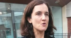Northern Ireland secretary Theresa Villiers who has  refused surveillance warrants  sought by MI5. Photograph: PA