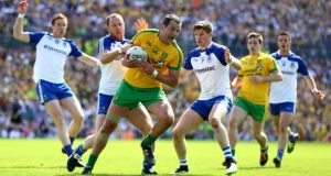 The Ulster SFC final between Monaghan and Donegal this year made for unpleasant viewing. Photograph: Cathal Noonan/Inpho.