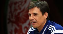 Chris Coleman says Wales are starting to face expectations, but each game 'will be about those 90 minutes'. Photograph:  Nick Potts/PA Wire