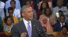 Obama: 'no reason young girls should suffer genital mutilation'