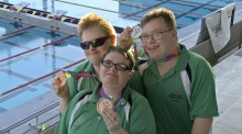 Special Olympics: Ireland among the medals in the pool