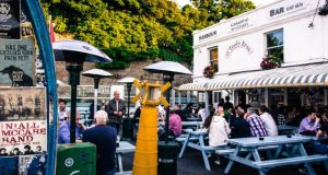 The Harbour Bar: a hub of Bray's community.
