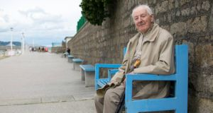 "From Humans of Dublin: Bill Doran on life after the death of his wife Anne. ""In the back garden we used to grow tomato plants, but she died about 18 months ago so I stopped growing them."""
