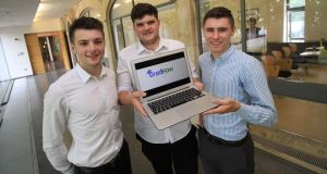 Third-level scheme backs fine business start-up ideas