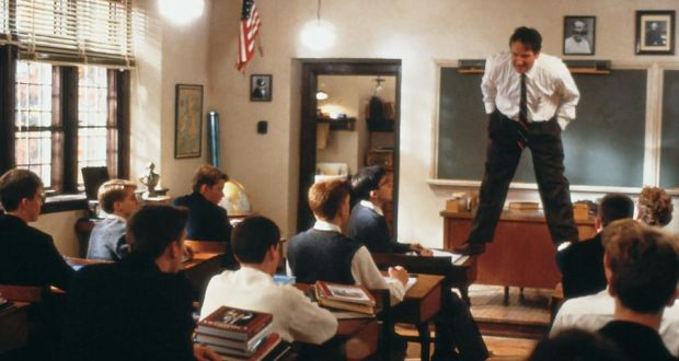 Dead Poets Society, Grease and Harry Potter: Top class films set in school