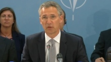 NATO stands 'in strong solidarity' with Turkey