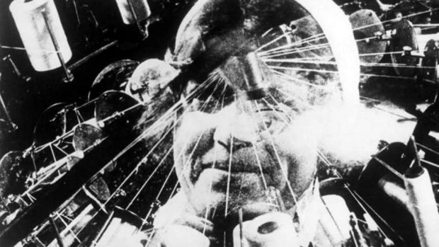 Man with a Movie Camera review: power to The People
