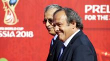 Former France captain Michel Platini has been Uefa president since 2007. Photograph: Tatyana Zenkovich/EPA
