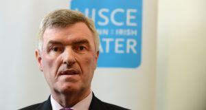 John Tierney managing director of Irish Water. File photograph: Cyril Byrne/The Irish Times