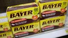 German drugmaker Bayer saw underlying core earnings increase by one third in the second quarter. Photo: Getty Images