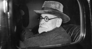 The ground-breaking psychiatrists Sigmund Freud uncovered the flawed nature of the human psyche. Photograph: AFP/Getty Images