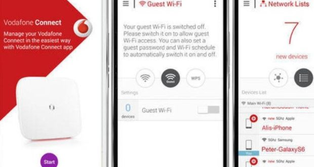 Web Log: Vodafone app encourages family time