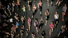 Riverdance, the summer school: 290 dancers in Dublin learn Riverdance choreography