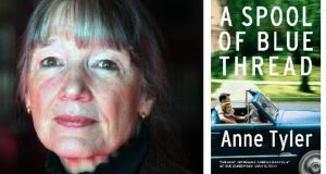 Anne Tyler: A Spool of Blue Thread (Chatto & Windus)