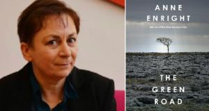 Anne Enright: The Green Road (Jonathan Cape)