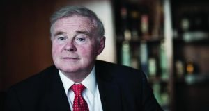 John Teeling, chairman of Petrel Resources: Woodside Energy, its  partner in two exploration blocks  off Ireland's west coast, was awaiting Government approval to conduct a seismic campaign