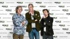 James May, Jeremy Clarkson and Richard Hammond have signed a deal for a new motoring show with Amazon.