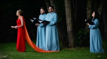 Outdoor opera comes to Merrion Square
