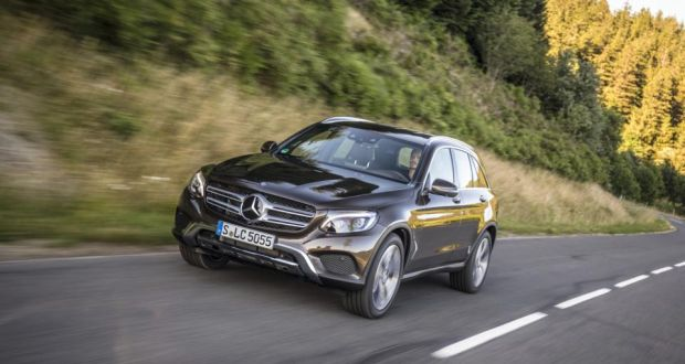 Mercedes Steps Up Suv Challenge With Formidable New Glc