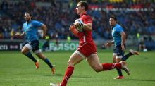 George North fit for Wales World Cup warm-up matches after concussions