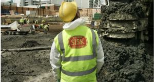 Sisk's holding company reports that  full-year turnover rose 17.4 per cent from €774.4 million to €909.1 million