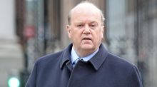 Minister for Finance Michael Noonan: the CSO data reopens scope for political pressure to increase the recovery dividend. Photograph: Eric Luke / The Irish Times