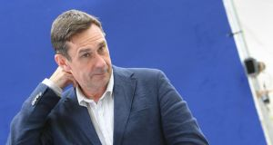 "Outspoken: neoliberalism ""turns out to be a dead end"", says Paul Mason. Photograph: Jeremy Sutton-Hibbert/Getty"