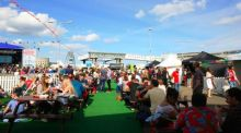 The Beatyard festival: Beats and boats, raps and rigging