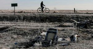 Alternative solution needed for investigating loss of MH17