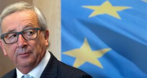 European Commission president Jean-Claude Juncker decided after taking office that the commission no longer needed a chief scientific adviser. Photograph: AP Photo/Virginia Mayo
