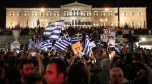 Greek upheaval: can substantial governance reform gain political traction while the crisis aftermath still dominates policymaking? Photograph: Yorgos Karahalis/Bloomberg