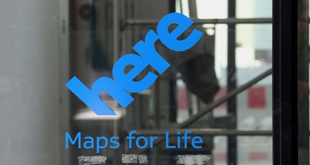 BMW, Audi and Mercedes snap up Nokia maps for €2 5bn