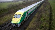 An Intercity train. File photograph: Irish Rail/Iarnród Éireann