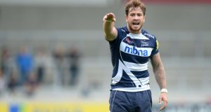 Danny Cipriani has been re-bailed following a car collision in June. Photograph: Martin Rickett/PA
